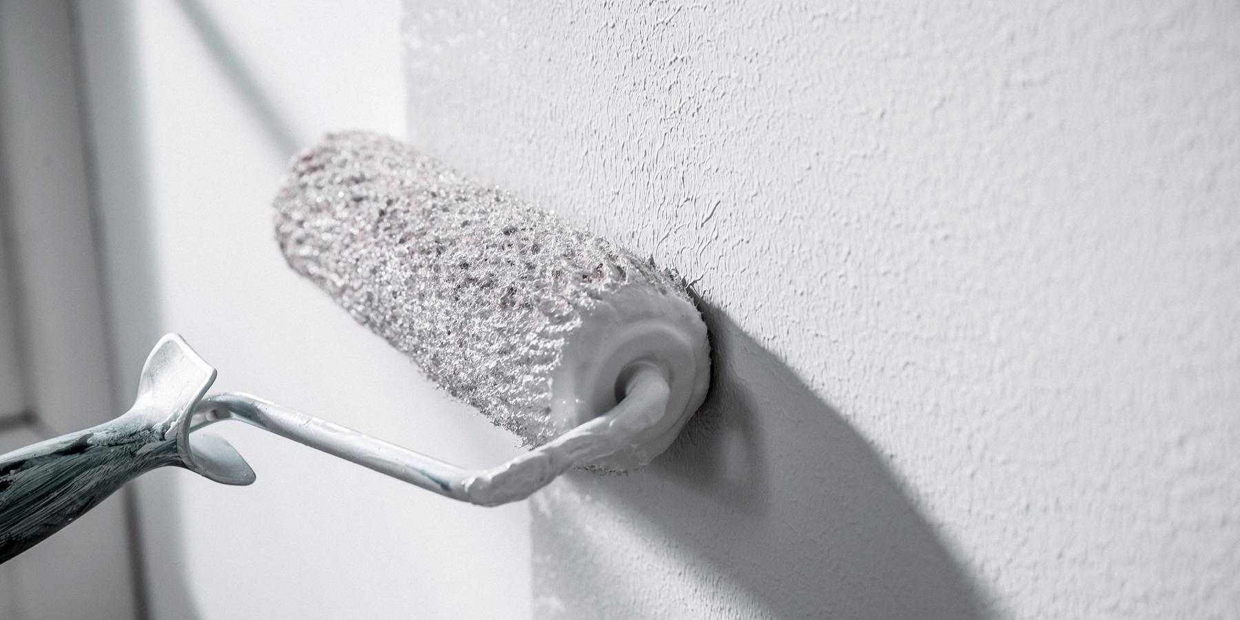 Så målar du med väggfärg inomhus - Caparol Färg 7ba5177930952