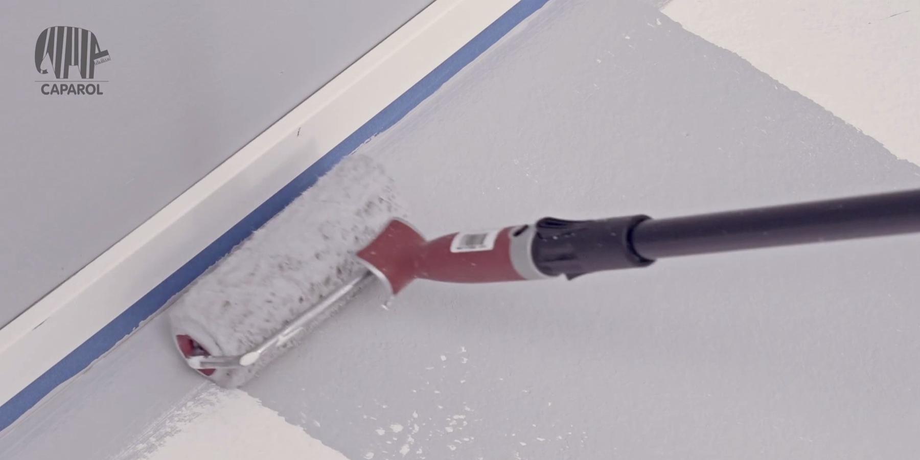 Välj rätt målarfärg när du ska måla trägolv - Caparol
