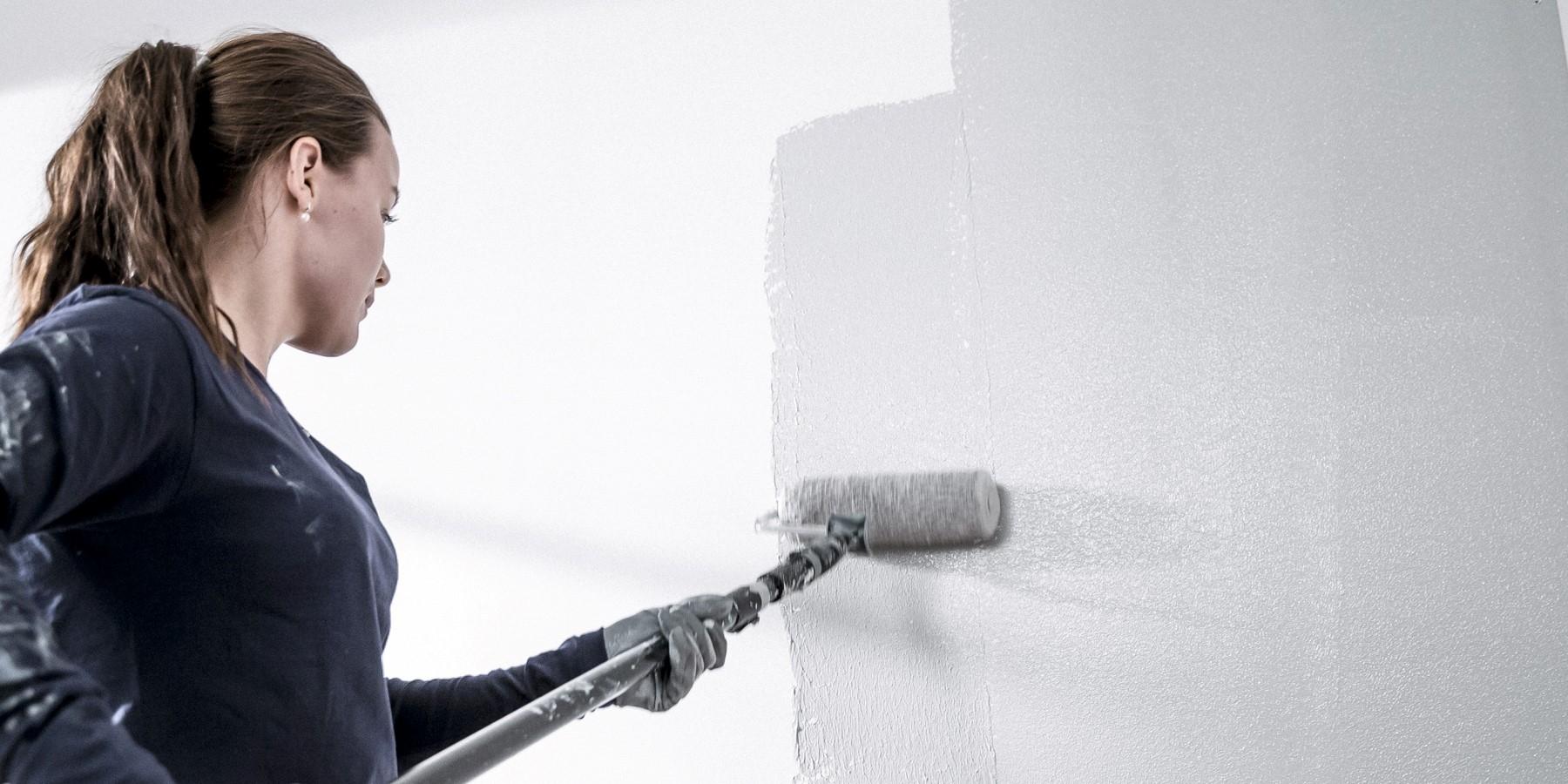 Dags att måla om inomhus  Vi har målarfärgen för dig!  5ff9df14ada1f
