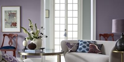 väggfärg inomhus inspiration